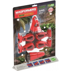 Magformers Dino Cera Pack