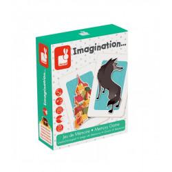 Cartas Imagination...