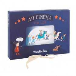 Linterna Caja de Cine circo