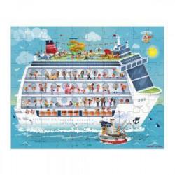Puzzle Barco Crucero