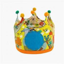 Corona Dinosaurio Cumpleaños