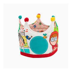 Corona Caperucita Cumpleaños