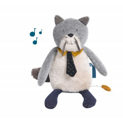 Peluche Musical Gato...