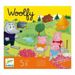 Juego Woolfy Cooperación