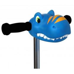 Cabeza Dinosaurio Azul