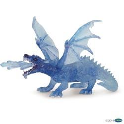Dragón de Cristal Figura