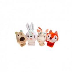 Marionetas de Dedo del Bosque