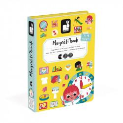 Libro Magnético Aprendo la...
