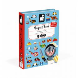 Libro Magnético Disfraces...