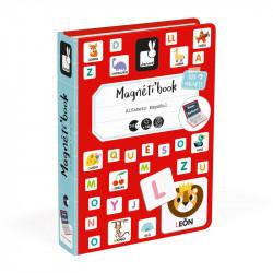 Libro Magnético Letras