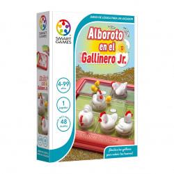 Juego Alboroto en el Gallinero