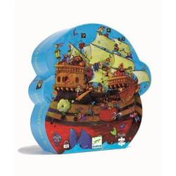 Puzzle El Barco Pirata