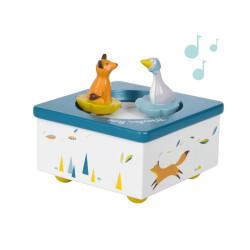 Caja de Música El Viaje de...