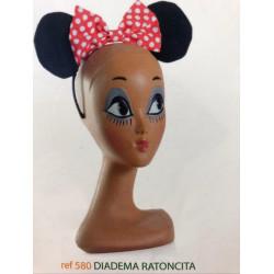 Disfraz Diadema Ratoncita