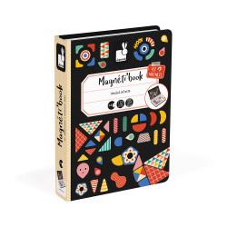 Libro Magnético de Formas