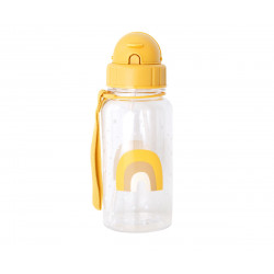 Botella Plastico Arcoiris...