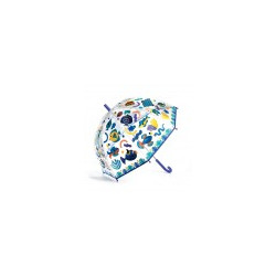 Paraguas Peces Cambia de Color