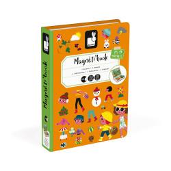 Libro Magnético 4 Estaciones