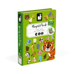 Libro Magnético Animales