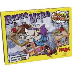 Juego Rhino Hero Super Battle