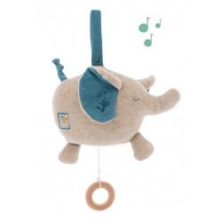 Elefante Musical Bajo mi...