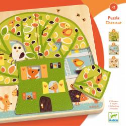 Puzzle Casita del Árbol 3...