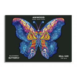 Puzzle Mariposa Aniwood