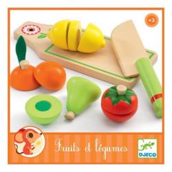 Frutas y Verduras Velcro